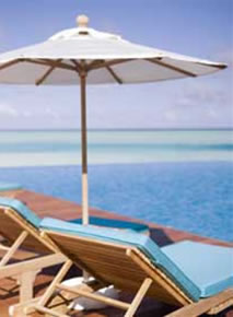 Anantara Maldives - Pool