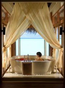 Anantara Maldives - Spa