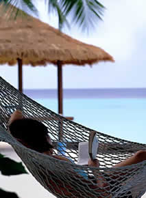 Banyan Tree Maldives Vabbinfaru - Relaxing